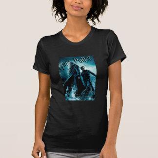 Harry Potter et Dumbledore sur les roches 1 T-shirt