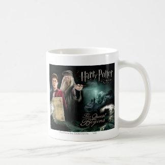 Harry Potter et Dumbledore Tasse À Café