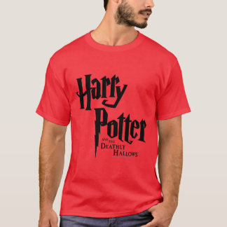 Harry Potter et le de mort sanctifie le logo 2 T-shirt