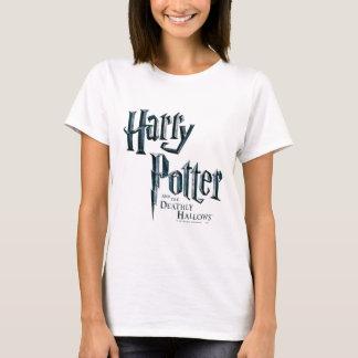Harry Potter et le de mort sanctifie le logo 3 T-shirt