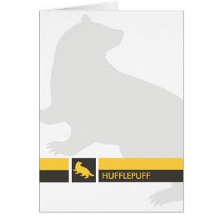 Harry Potter | Grafische de Trots van het Huis Kaart