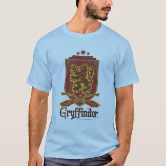 Harry Potter   het Kenteken van Gryffindor T Shirt