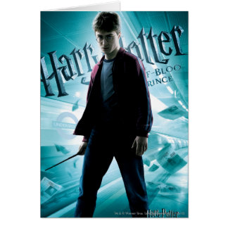 Harry Potter HPE6 2 Kaart