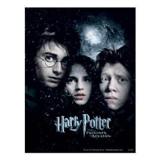 Harry Potter Movie Poster Briefkaart