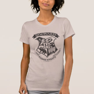 Harry Potter | Retro CREST Hogwarts T Shirt