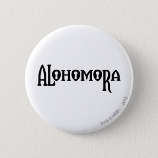 Harry Potter Spell | Alohomora Ronde Button 5,7 Cm