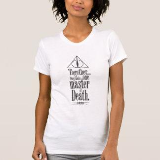 Harry Potter Spell | Meester van Dood T Shirt