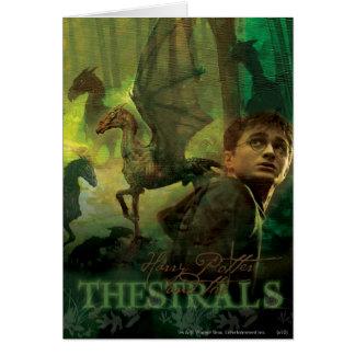 Harry Potter Thestrals Kaart
