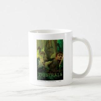 Harry Potter Thestrals Mug Blanc