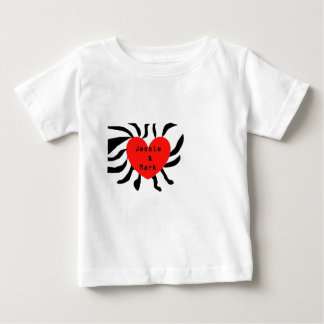 HART JESSIE AND MARK.png Baby T Shirts