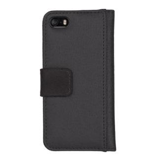 Hart van Jesus Wallet Case iPhone 5 Portemonnee Hoesje