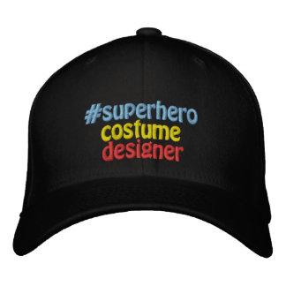#hashtag Hashtag de costumier de super héros Casquette Brodée