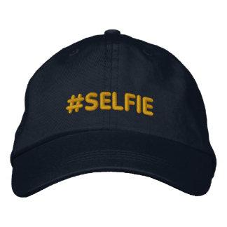 Hashtag Selfie Casquette Brodée