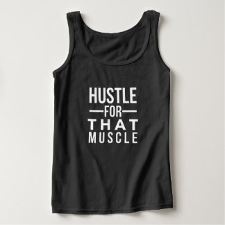 Hâte pour ce T-shirt de muscle