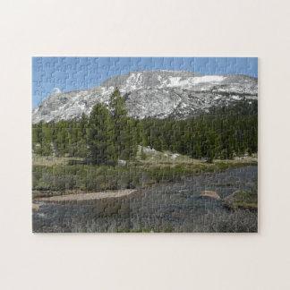 Haut parc du courant II Yosemite de montagne de Puzzle