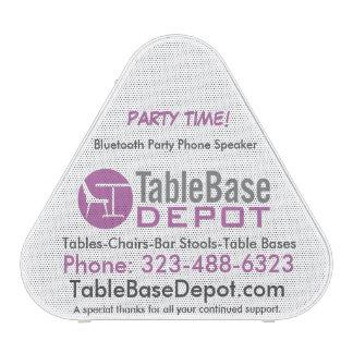 Haut-parleur de partie de TableBaseDepot Bluetooth Haut-parleur Bluetooth