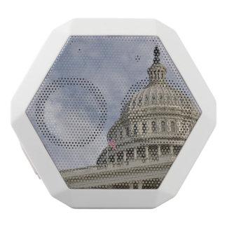 Haut-parleurs Blancs Sans-fils Bâtiment de Capitol Hill dans le Washington DC