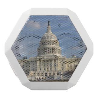 Haut-parleurs Blancs Sans-fils Bâtiment de Capitol Hill de Washington DC