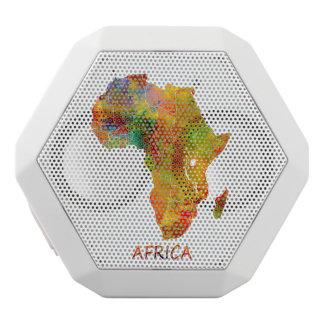 Haut-parleurs Blancs Sans-fils L'Afrique