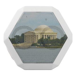 Haut-parleurs Blancs Sans-fils Mémorial de Jefferson dans le Washington DC