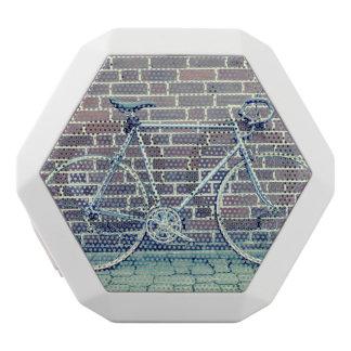 Haut-parleurs Blancs Sans-fils vélo de route