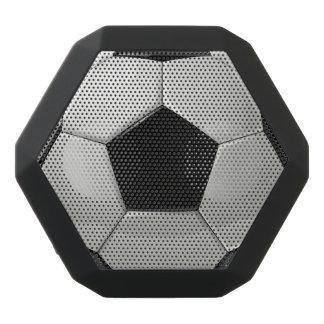 Haut-parleurs Noirs Sans-fils Ballon de football personnalisable du football