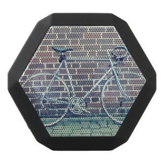 Haut-parleurs Noirs Sans-fils vélo de route
