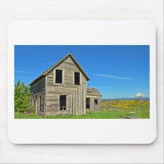 Haute Chambre de prairie, semblant du sud Tapis De Souris