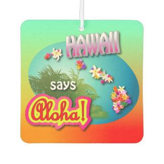 Hawaiiaans Luchtverfrisser