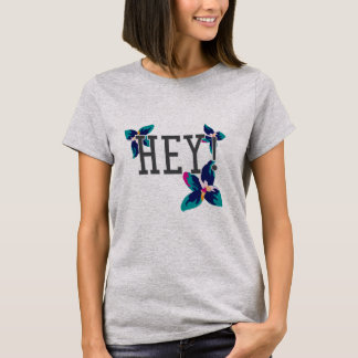 Hé ! Fleur T-shirt
