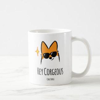 Hé tasse de Corgeous