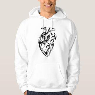 Heart Veste À Capuche