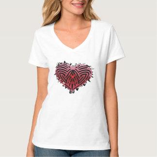 Heartz rocailleux t-shirt