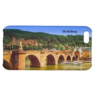 HEIDELBERG, ALLEMAGNE COQUE POUR iPhone 5C