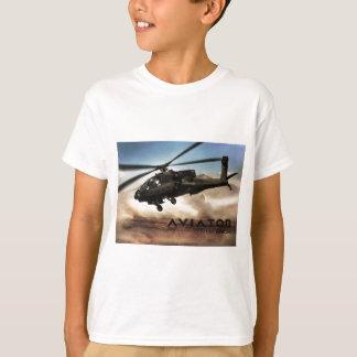 Hélicoptère d'AH-64 Apache T-shirt