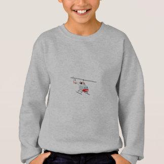 Hélicoptère de Bell Sweatshirt