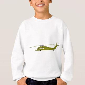 Hélicoptère d'utilité d'UH-60A Sweatshirt