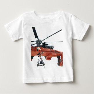 hélicoptère t-shirt pour bébé