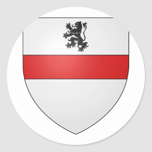 Henri de Oeffte, Pays-Bas Adhésif Rond