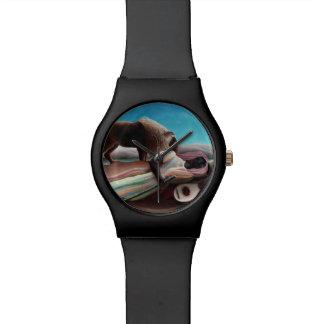 Henri Rousseau le cru gitan de sommeil Montres Bracelet