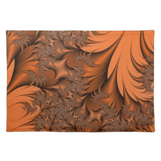Herfst Fractal Placemats