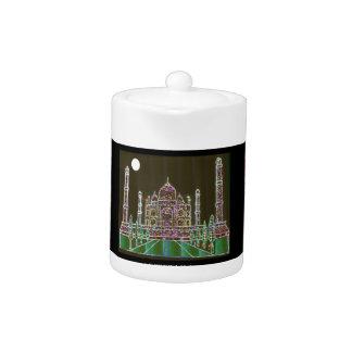 Héritage de l'Inde Âgrâ d'architecture du Taj