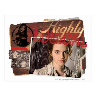 Hermione 8 carte postale