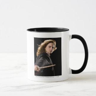 Hermione Granger prêt pour l'action Mug