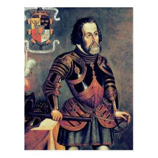 Hernando Cortes Cartes Postales