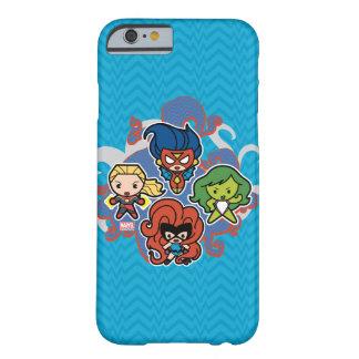 Héroïnes superbes de merveille de Kawaii Coque Barely There iPhone 6