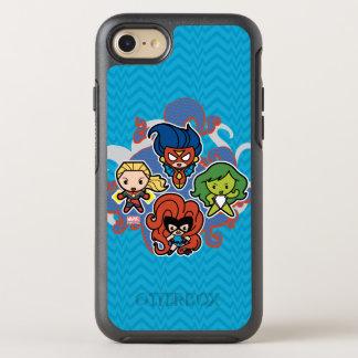 Héroïnes superbes de merveille de Kawaii Coque Otterbox Symmetry Pour iPhone 7