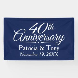 het 40ste Jubileum van het Huwelijk - KAN de Spandoek