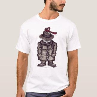 Het abstracte grafische ontwerp van de kunst koele t shirt