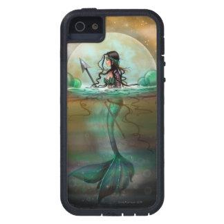 Het Art van de Fantasie van de Meermin van het Case-Mate iPhone 5 Hoesjes